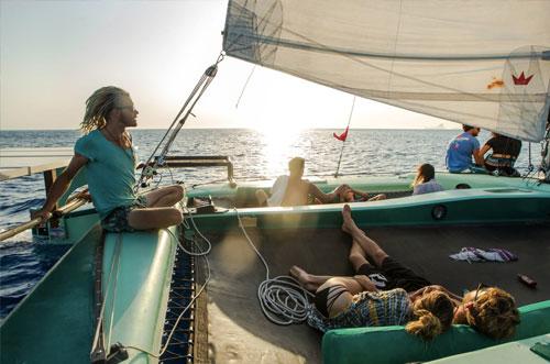catamaran huren ibiza