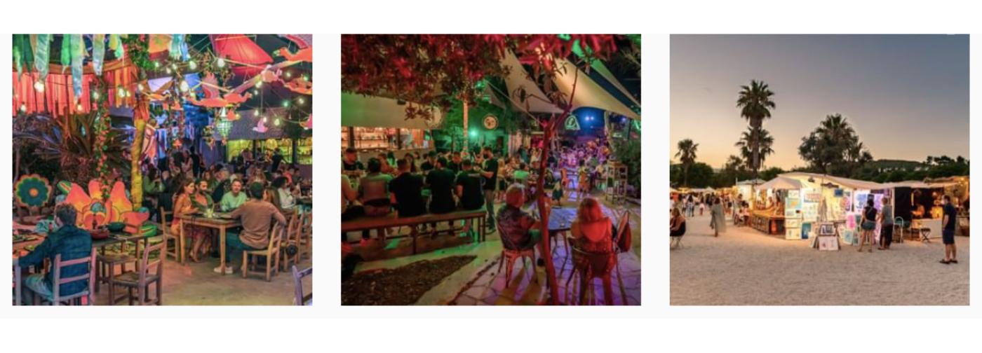 Ibiza 2021 winter restaurant Las Dalias